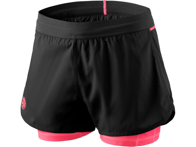 Dynafit Alpine Pro 2-in-1 Shorts Dames, black out